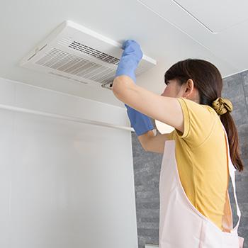 [オプション] 浴室乾燥機分解清浄