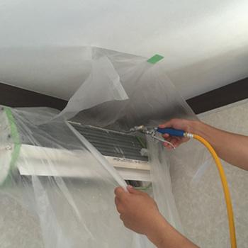 エアコン洗浄<壁掛けタイプ>