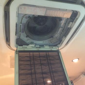 エアコン洗浄<天井埋込タイプ>