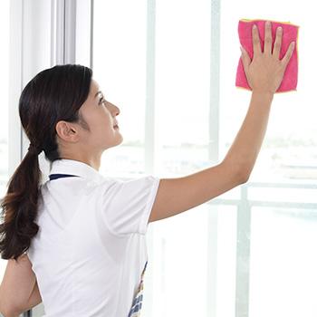 窓・網戸・サッシのクリーニング画像
